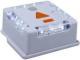 Tri-Lynx LED Utility Light with Motion Sensor White