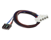 Brake Control Wiring Harness Tekonsha Dodge 96-09