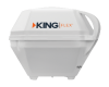 King Flex VuQube Flex Portable Satellite Vu Qube Dish VQ2100R Refurbished